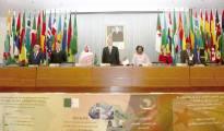 Sellal plaide: Pour une dynamique africaine Le Pacte national économique et social pour la crois 22