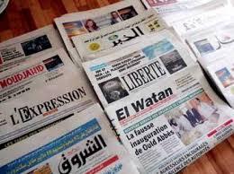 journaux algeriens