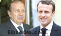 Bouteflika réitère sa disponibilité à œuvrer pour consolider davantage la coopération algéro-française 21