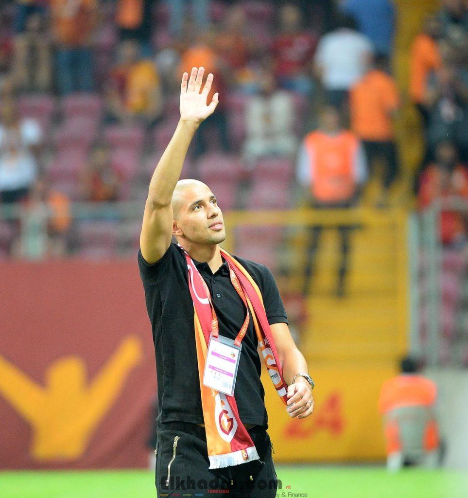 Feghouli signe à Galatasaray 2