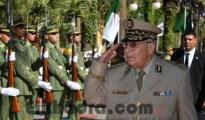 Gaïd Salah en visite à l'Académie militaire de Cherchell à compter de mercredi 2