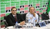EN Locaux - Amical : EAU – Algérie, Madjer convoque 21 joueurs 36