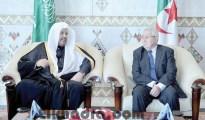 Le président du Conseil saoudien de la Choura entame une visite en Algérie 28