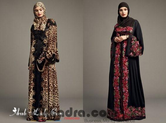 Top 10 des plus belles idées d'Abaya chic et moderne pour femmes tendance 2018 4
