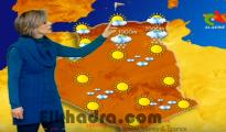 Vidéo- Météo en Algérie pour le Mardi 13 Février 2018 25