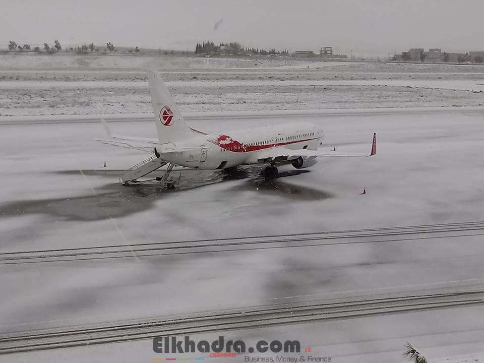 Météo Algérie : Dix neuf routes fermées à cause des chutes de neige. 2