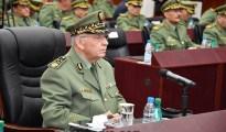 Gaïd Salah en visite de travail en 2ème région militaire à Oran à partir de lundi 15