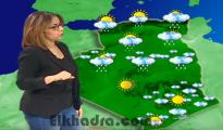 VIDÉO. Les prévisions météo du mardi 28 mai en algerie 7