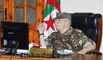 Gaïd Salah en visite de travail et d'inspection à la 1ère Région militaire à partir de mercredi 32