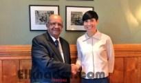 Algérie-Norvège : la situation au Mali et en Libye au centre d'un entretien antre Messahel et Ine Marie Eriksen 30