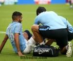 Riyad Mahrez pourra reprendre l'entraînement cette semaine 7
