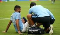 Riyad Mahrez pourra reprendre l'entraînement cette semaine 13
