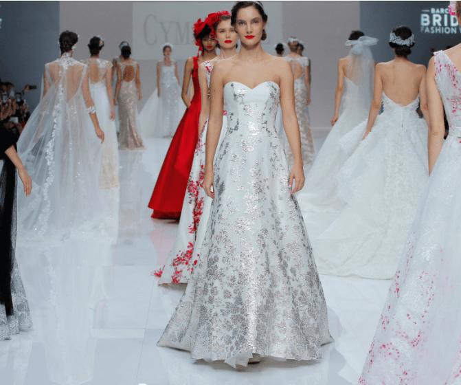 PHOTOS : Les plus belles Robes de mariée collection 2019 5