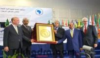 Bouteflika distingué par Afripol pour ses efforts visant à faire régner la paix et la sécurité en Afrique 34