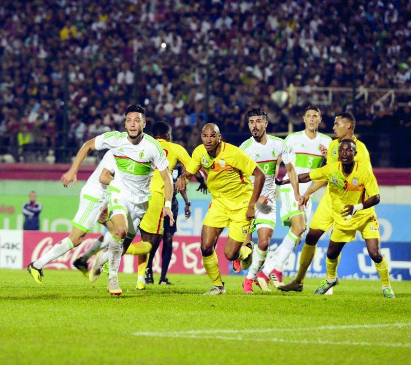 CAN 2019 : Elkhadra fixée vendredi sur ses adversaires 2