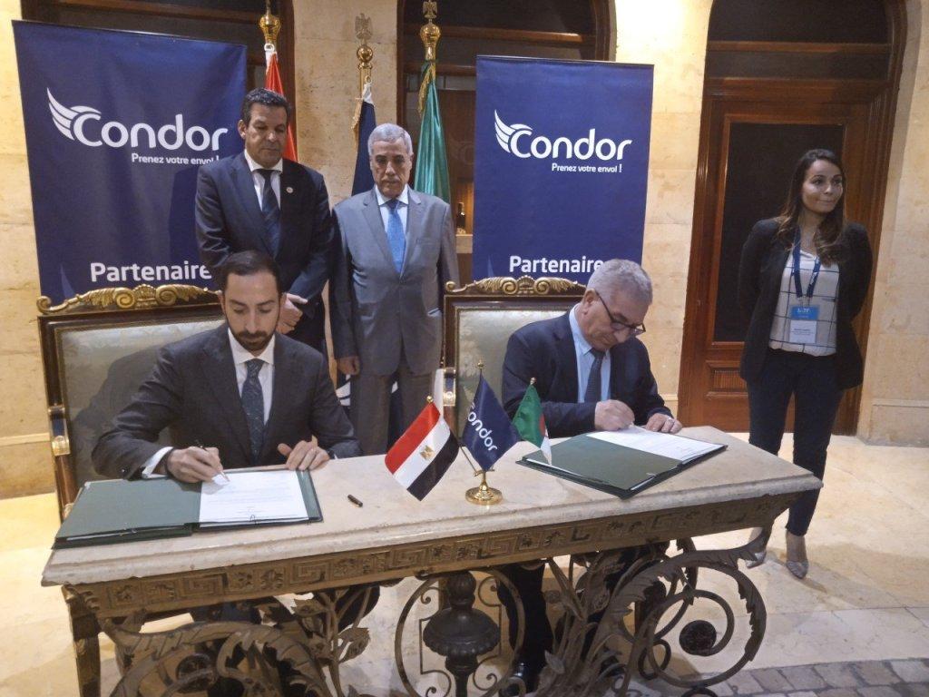 Condor: signature au Caire de quatre accords de commercialisation 2