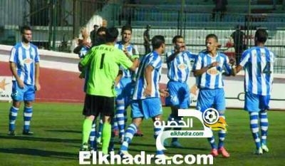 أمل الأربعاء يتأهل على حساب  نصر حسين داي الى ربع نهائي كأس الجزائر 31