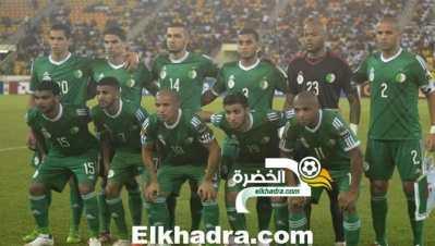 مباراة ودية بين المنتخبين الجزائري و المتادور الاسباني 24