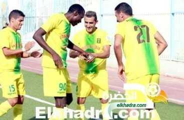 شبيبة الساورة تفوزعلى مولودية الجزائر 2-1 26
