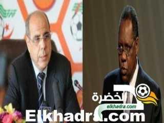 """عيسى حياتو سيحضر """"السوبر"""" الإفريقي بين الوفاق والأهلي المصري  بالجزائر 32"""