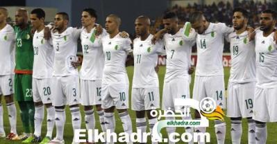 المنتخب الجزائري يجري تدريبه الأول في قطر وإعجاب شديد بمرافق أسباير 42