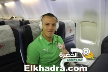 جمال مصباح يتخلص من الإصابة و جاهز لتربص الدوحة 25