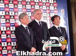 وحيد خليلوزيتش : ساجعل من المنتخب الياباني قوة كروية في العالم 31