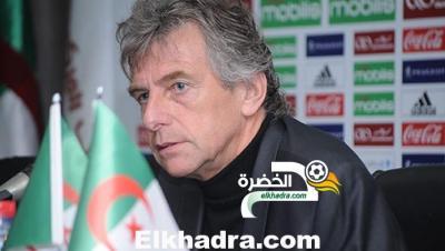غوركوف : يرد على ماضوي.. المنتخب الجزائري اكبر من لاعبي وفاق سطيف 27