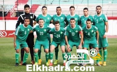 الأولمبي الجزائري ونظيره السوداني يلتقيان بالجزائر مرتين أفريل الحالي 25