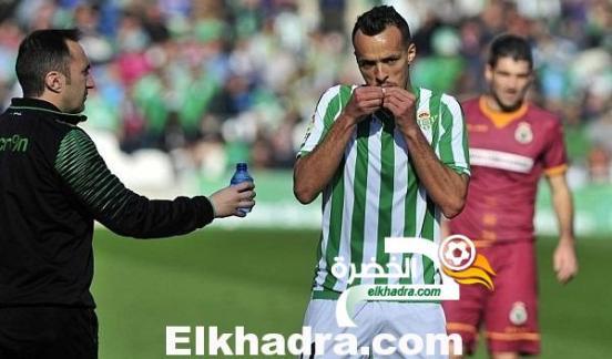 فؤاد قادير يقرر البقاء في نادي ريال بيتيس الإسباني الموسم القادم 24
