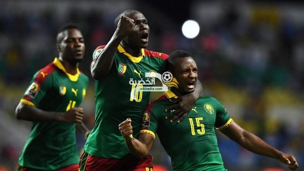 القائمة الرسمية لمنتخب الكاميرون في كأس الأمم الإفريقية 2019 24