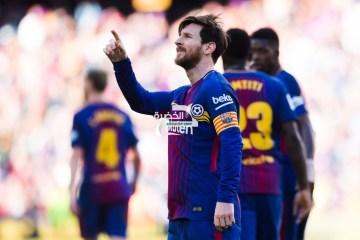 برشلونة يواصل زحفه نحو لقب الليجا بالفوز على أتلتيك بيلباو 49