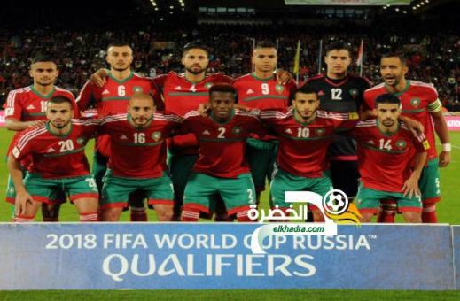 قائمة المنتخب المغربي في تصفيات كأس افريقيا 2019 24