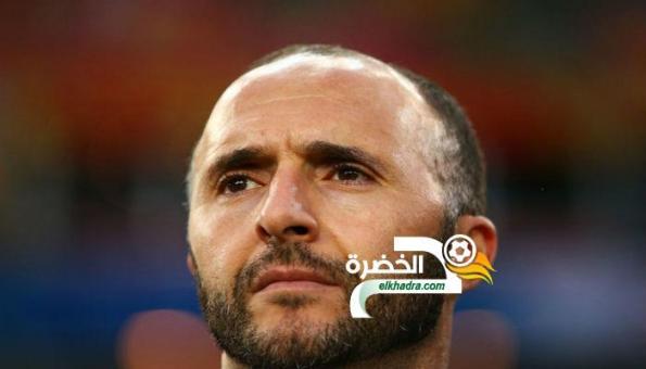 """بلماضي : """"الجزائر مرشحة لحصد لقب أمم أفريقيا بالطبع"""" 24"""