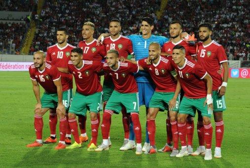 المغرب ينهزم وديا ضد غامبيا بهدف دون رد 24