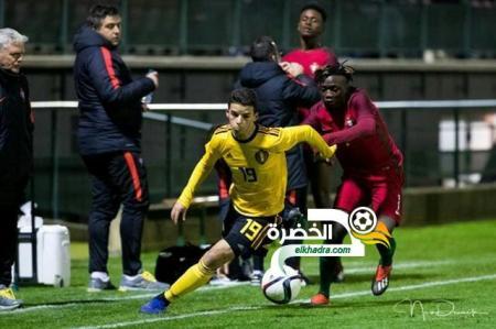 """""""طارق رادي """" جزائري من وهران يشارك مع المنتخب البلجيكي ! 25"""