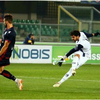 الجزائري مهدي هداف في كأس إيطاليا ! 24