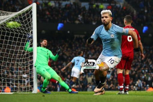 مانشستر سيتي يلحق بضيفه ليفربول أول خسارة في الدوي الإنجليزي 24