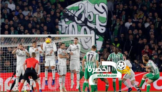 ماندي اساسي وريال مدريد يخطف انتصارًا قاتلًا أمام بيتيس 24