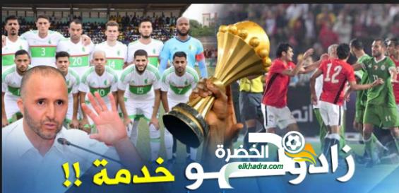 تصريحات بلماضي تثير جدلا في مصر.. و الإتحاد المحلي يرد 24