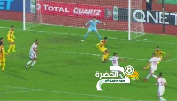 نصر حسين داي يعود بتعادل ثمين من أمام الزمالك المصري 24