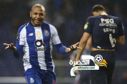 براهيمي وبورتو بحاجة إلى معجزة لأجل التتويج بلقب الدوري البرتغالي 24
