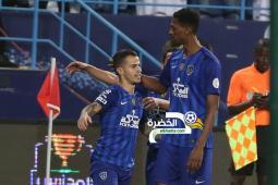 الهلال يفوز على الفيصلي ويحافظ على صدارة الدوري السعودي 32