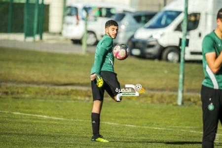 حوار حصري مع لاعب سانت إتيان الجزائري الأصل كيليان مارسال 26