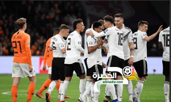 منتخب ألمانيا يفوز خارج قواعده على حساب هولندا 24