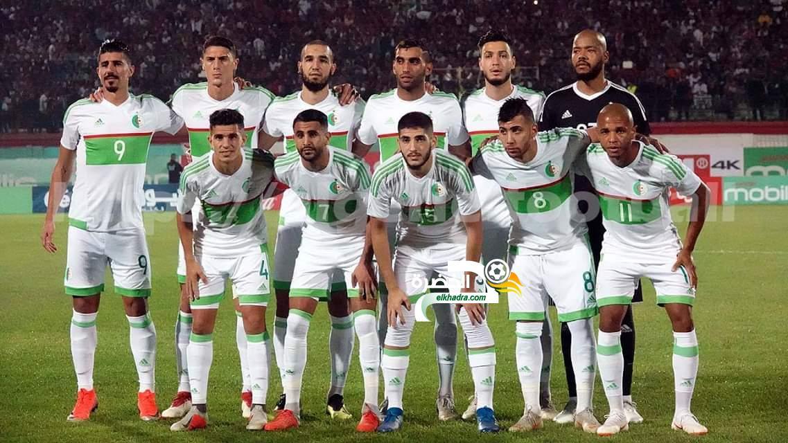 المنتخب الجزائري : نتائج اللقاءات العشرة الأخيرة للخضر قبل مواجهة بوروندي وديا