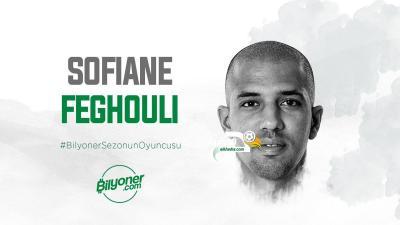 فيغولي يتوج بجائزة افضل لاعب بالدوري التركي لهذا الموسم 24