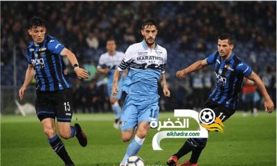 نادي لاتسيو يتوج بلقب كأس إيطاليا 33