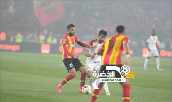 الترجي يتعادل مع الوداد في ذهاب نهائي دوري أبطال إفريقيا 24