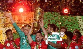 بايرن ميونخ بطلًا لكأس ألمانيا للمرة الـ19 في تاريخه 25